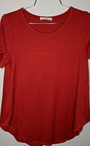 Wilfred free red t-shirt